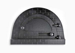 Porta Igloo Com Vidro Com Soleira – Modelo R Boquino