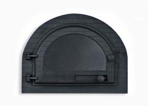 Porta Igloo Com Vidro – Modelo Art Mil