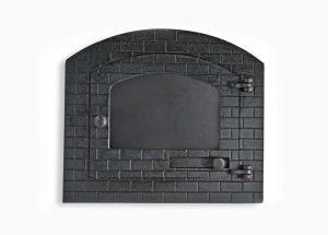 Porta Igloo Com Vidro – Modelo D'Nadai