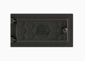 Porta Para Cinzeiro / Fornalha – Modelo Colmeia